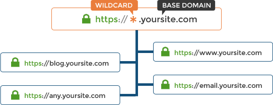 Wildcard SSL Certificate Providers