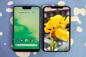 iPhone XS Max vs. Google Pixel 3XL