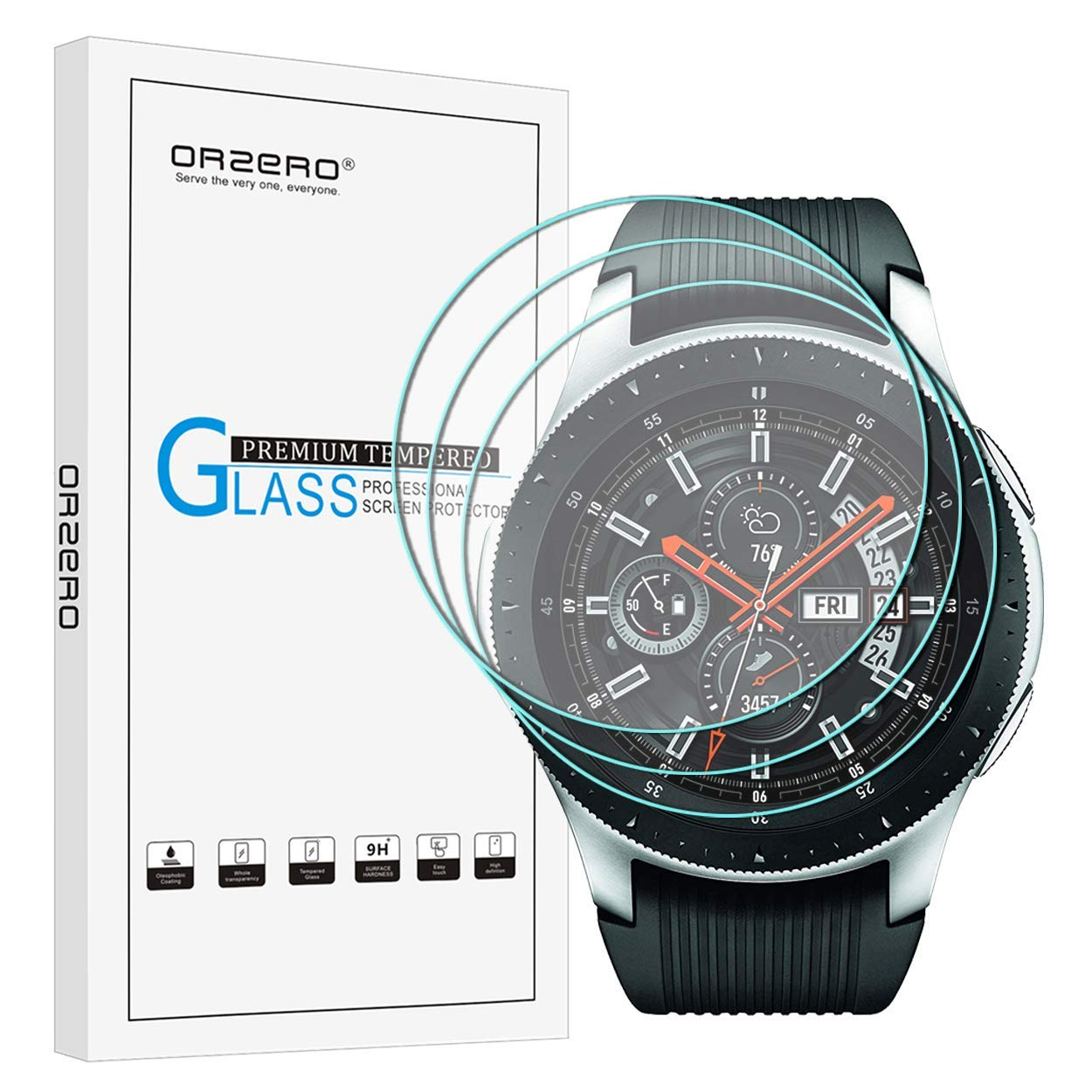 Samsung Galaxy Watch 46 mm Screen protector