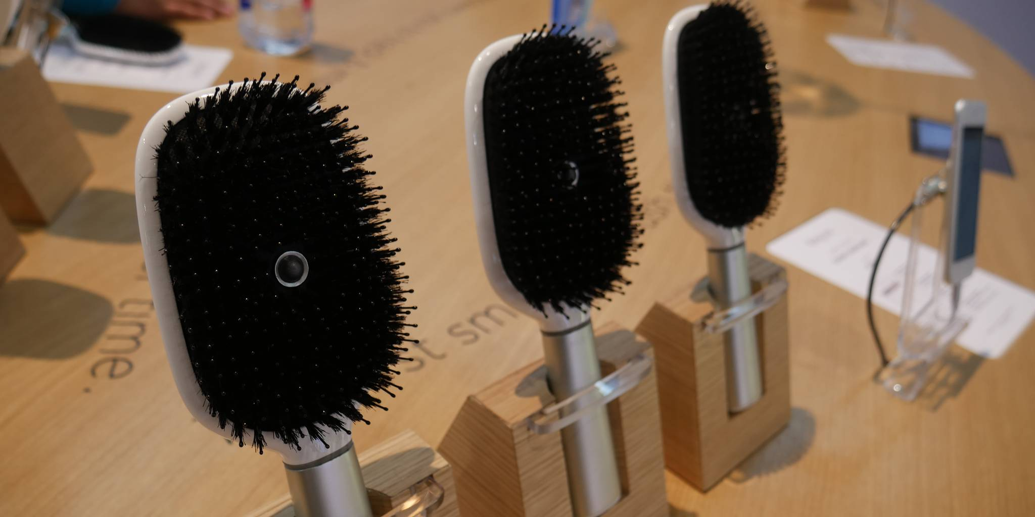 The Smart Hair Brush
