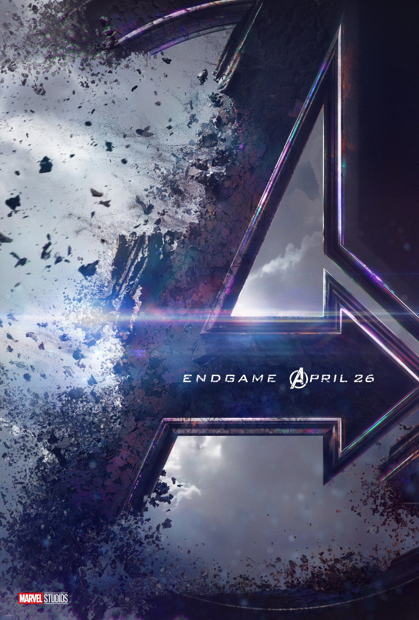 Avengers: Endgame wallpaper 4K to download for mobile