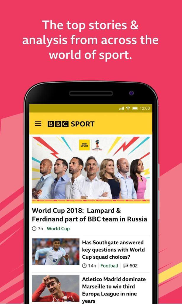 BBCSportApp