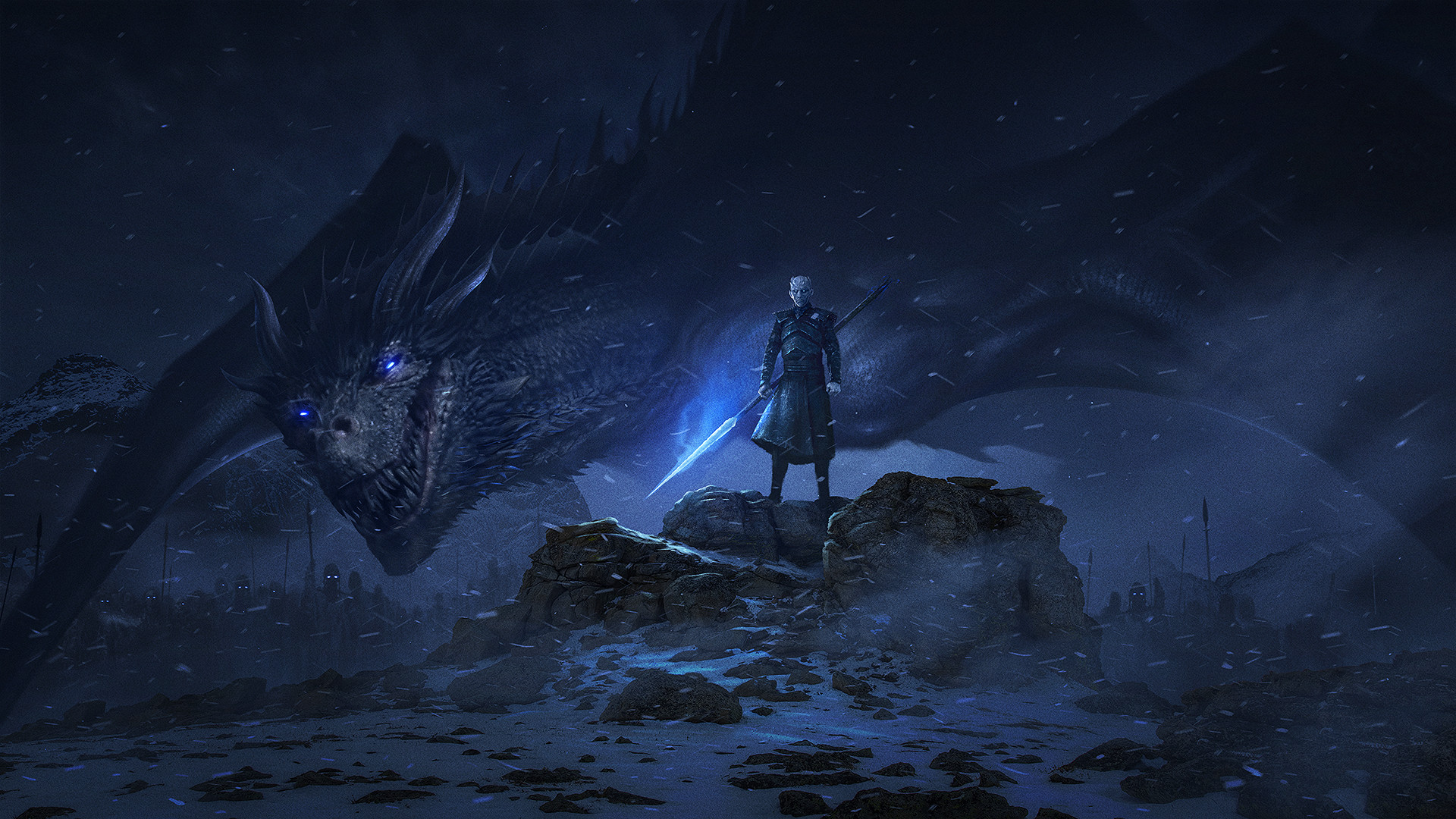 Game Of Thrones Season 8 Wallpaper