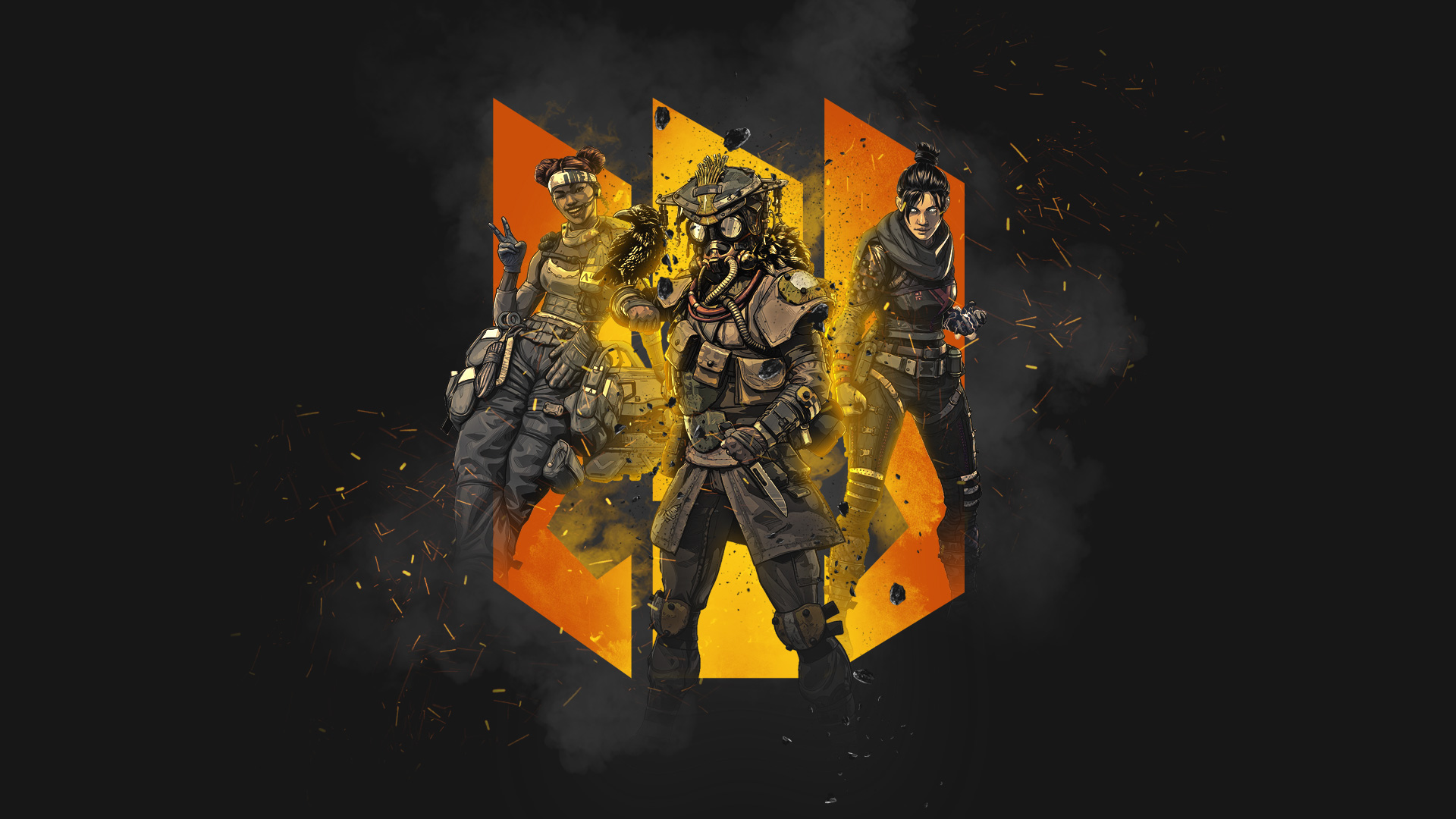 Apex Legends wallpaper 1080p