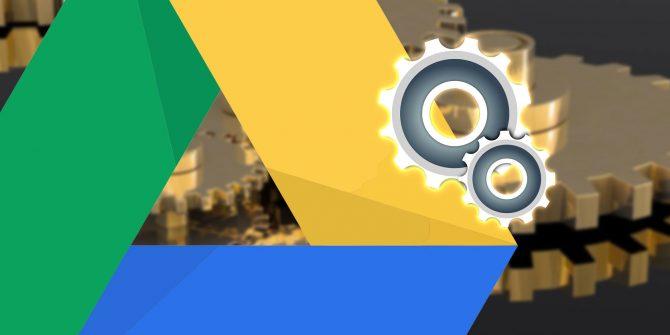 Google Drive To Move Data