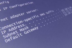 Different IP Addresses