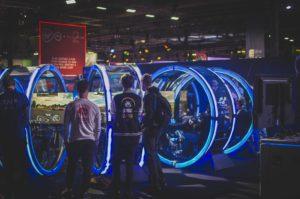 Online Gaming Room