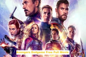 Avengers Endgame Free Full Movie Download