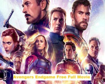 Avengers Endgame Free Full Movie Download