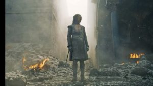 game of thrones season 8 episode 5 wallpaper arya