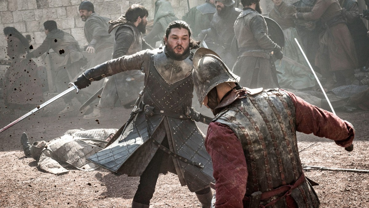 game of thrones season 8 episode 5 wallpaper jon