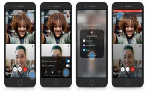 Share Screen in Skype