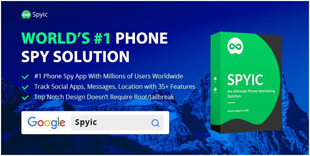 Spyic iPhone Keylogger