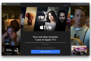 Get One Year Free Apple TV Plus