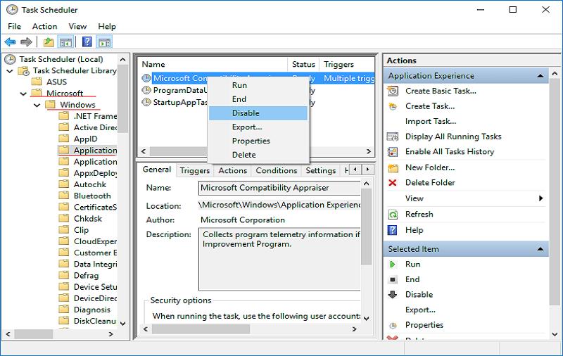 Microsoft Compatibility Telemetry