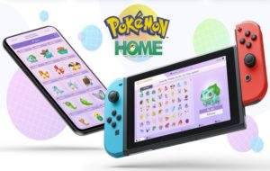 Pokemon Home on Android And iOS
