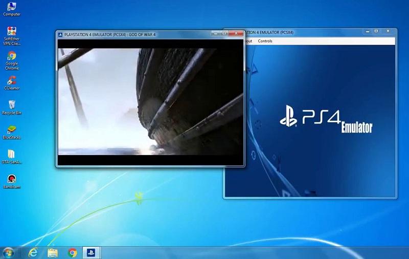 PS4 Emulator