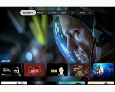 Apple TV Plus on android and windows 10