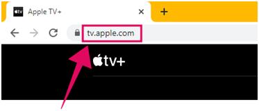 Apple TV Plus steps