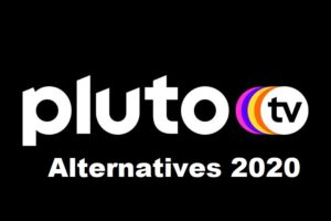 Pluto TV Alternatives