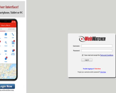 WebWatcher Login