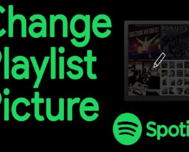 Change Spotify Playlist Picture