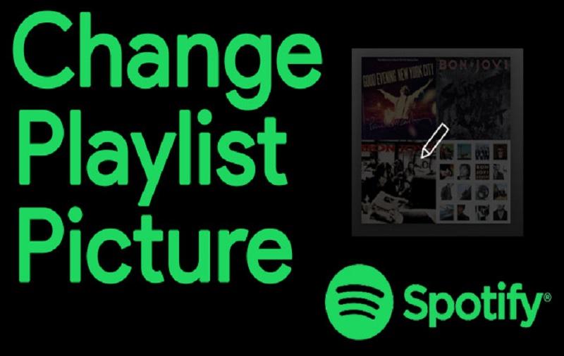 Change Spotify Playlist Picture