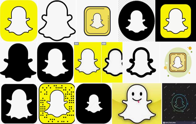 Snapchat icon aesthetic