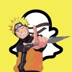 snapchat icon anime