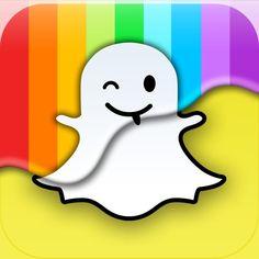 snapchat icon yellow