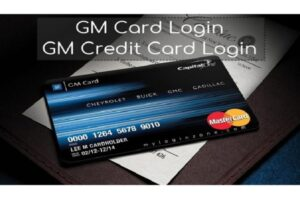 GM Card Login