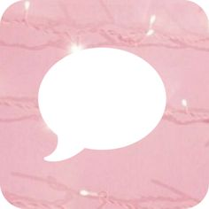 messages icon aesthetic pink