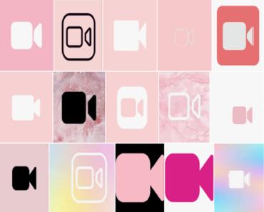 Pink-FaceTime-Logo