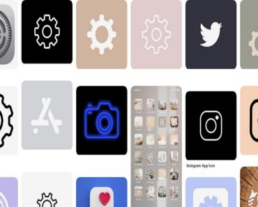 iPhone Settings Icon